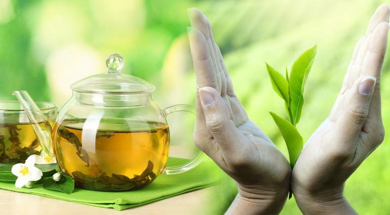польза зеленого чая для мужчины