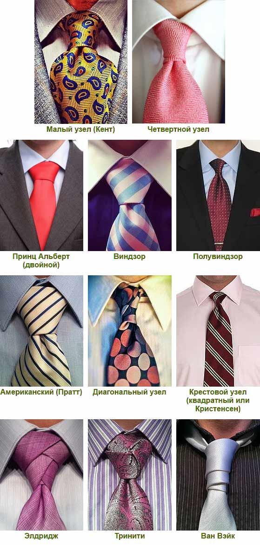 Как из широкого галстука сделать узкий