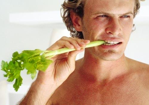 Овощи для мужской потенции