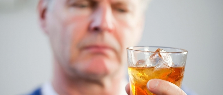 алкоголь и простата