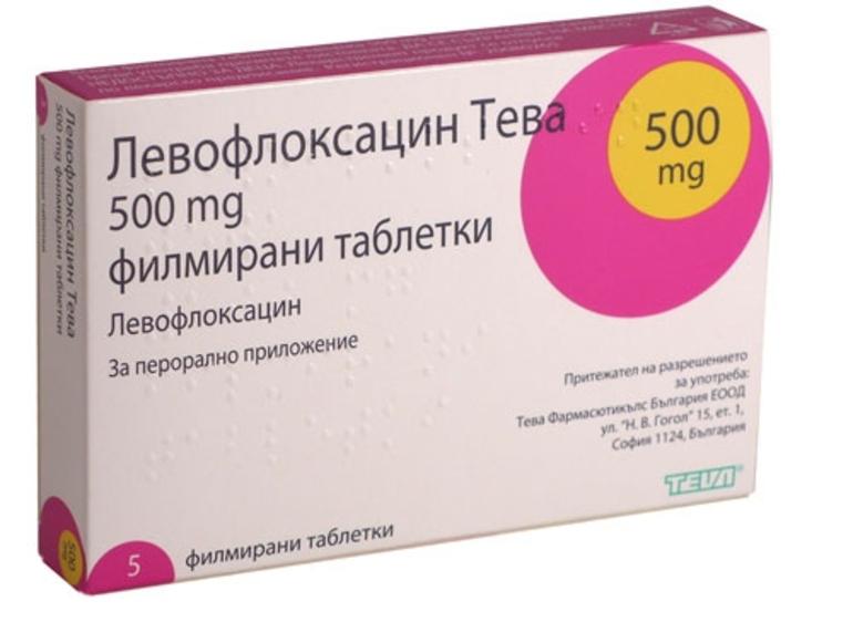 Левофлоксацин при простатите не помогает
