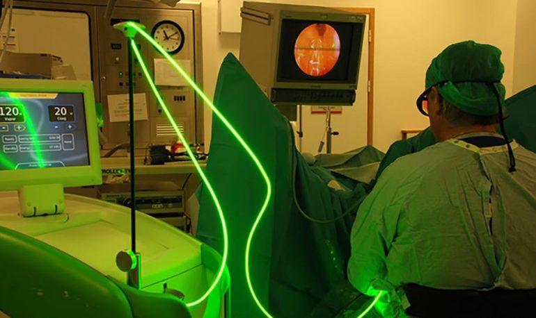 Лечение простатита лазерная терапия абрикос от простатита