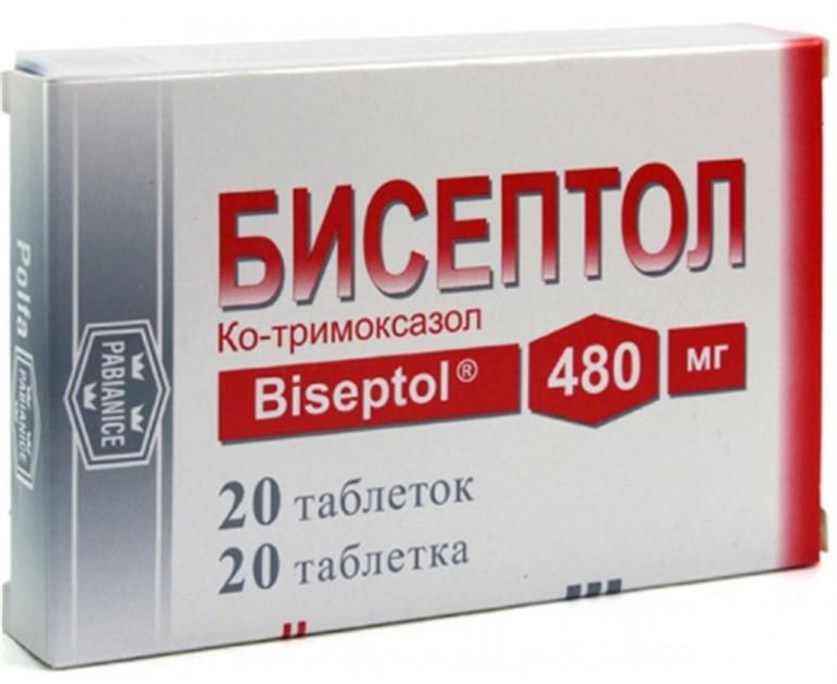 Особенности приема препарата Бисептол