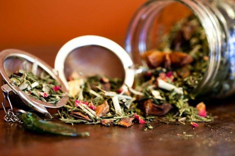 Состав монастырского чая