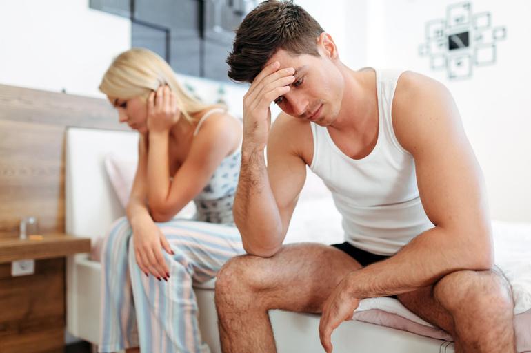 Появление бесплодия у мужчин
