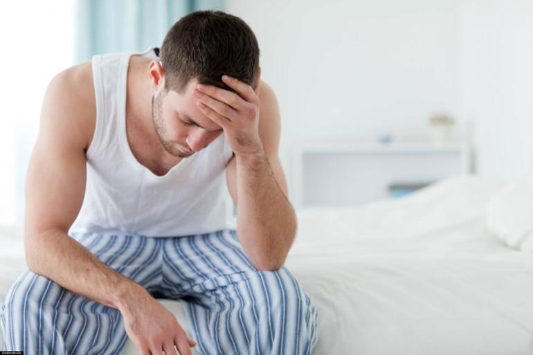 Боли при мочеиспускании
