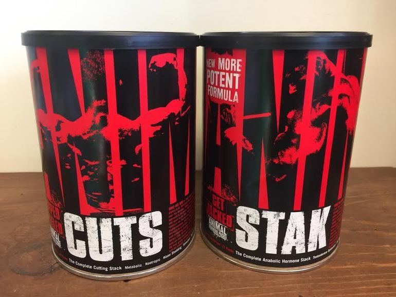 Animal Cuts (Universal Nutrition)