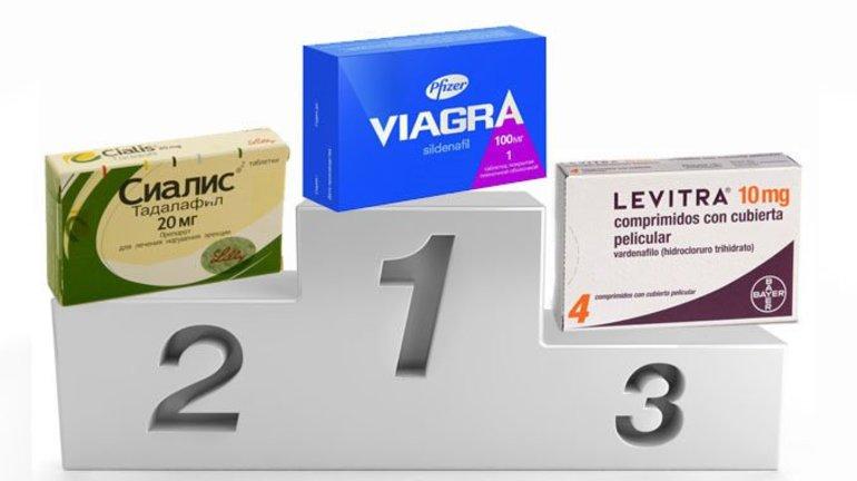 Что эффективнее левитра или сиалис