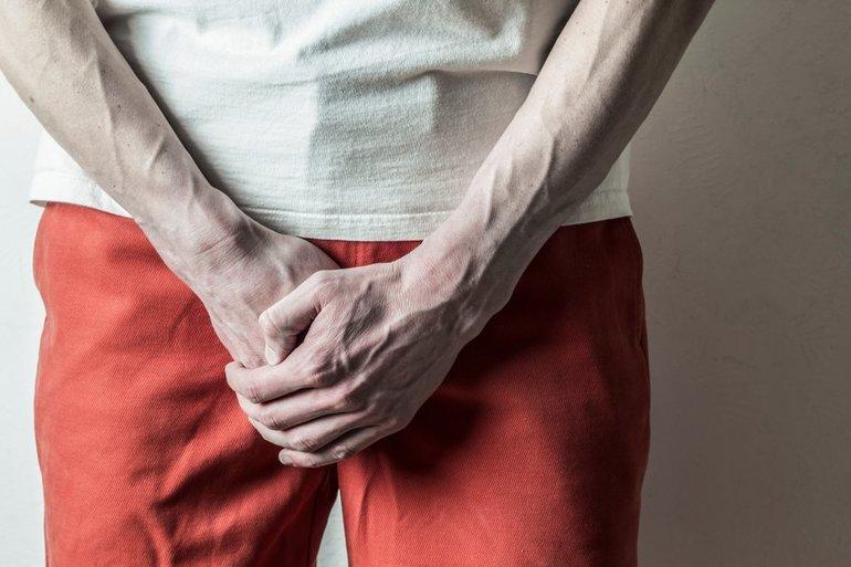 Увеличение лимфоузлов в паху у мужчин 34