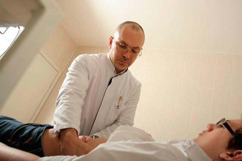 Увеличение лимфоузлов в паху у мужчин 39