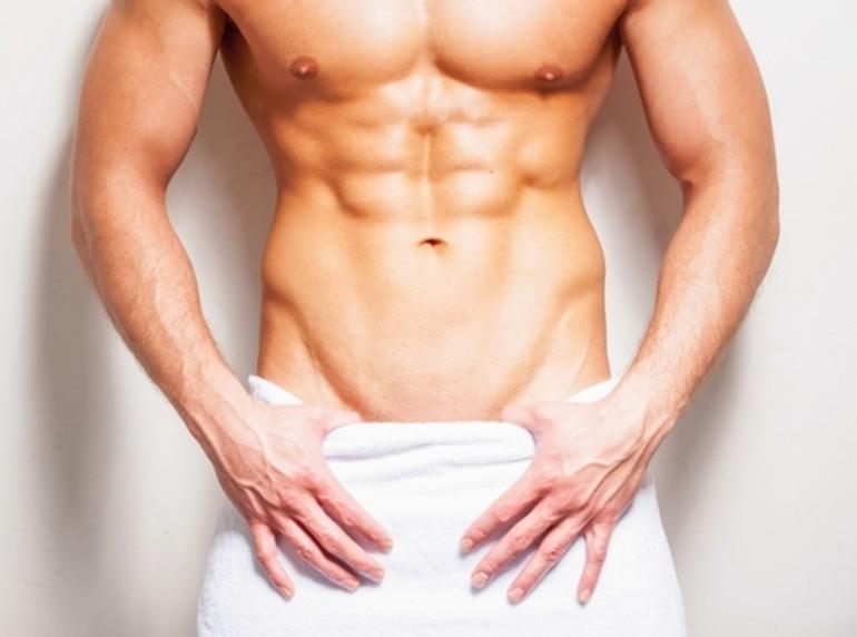 мужская гигиена при молочнице