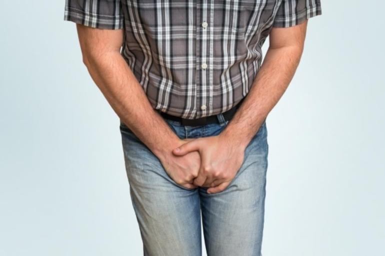 Основные симптомы Колликулита у мужчин