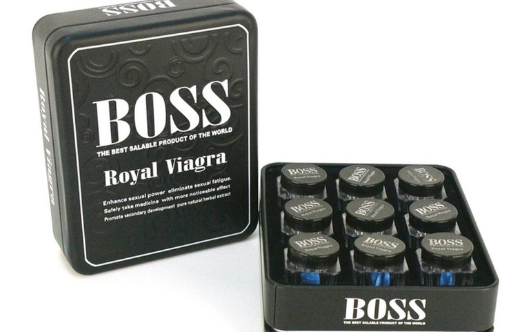 Препарат Boss Royal Viagra