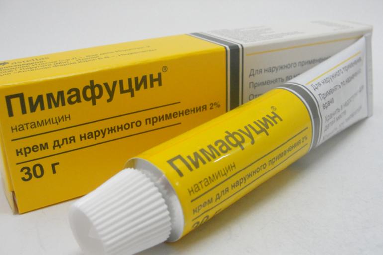Пимафуцин крем мужчинам 33