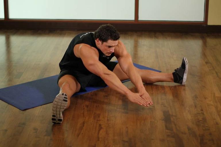Упражнение растяжка