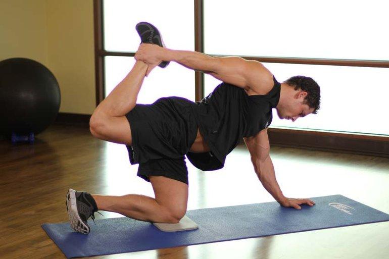 Польза выполнения упражнений