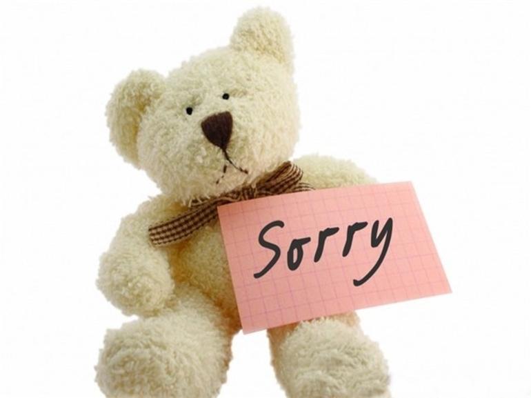 Как лучше извиниться перед девушкой