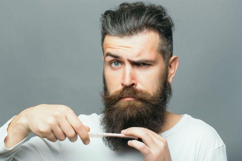 Как в первый раз отрастить красивую и длинную бороду