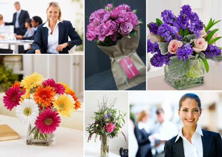 Цветов заказ на 8 марта какие дарят, невесты москва цветы