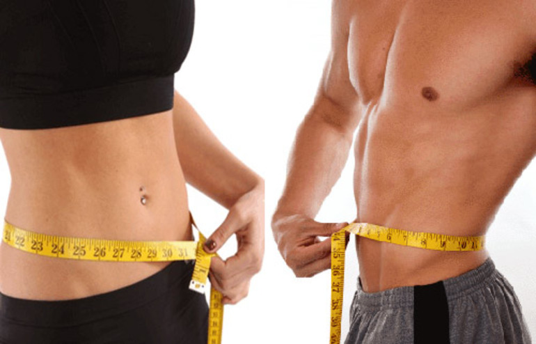 Парни худеют проще, чем девушки