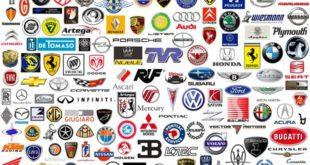 эмблемы, логотипы автомобильных марок