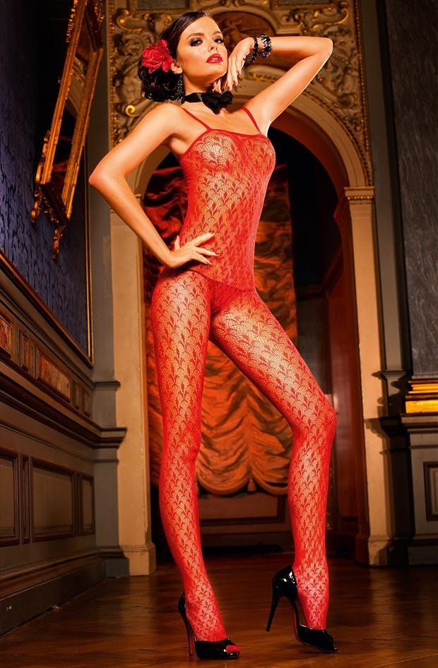 Эротический комплект нижнего белья на женщине, на большую грудь бюстгальтер