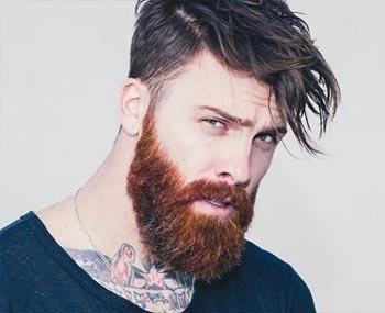 правильно отрастить бороду