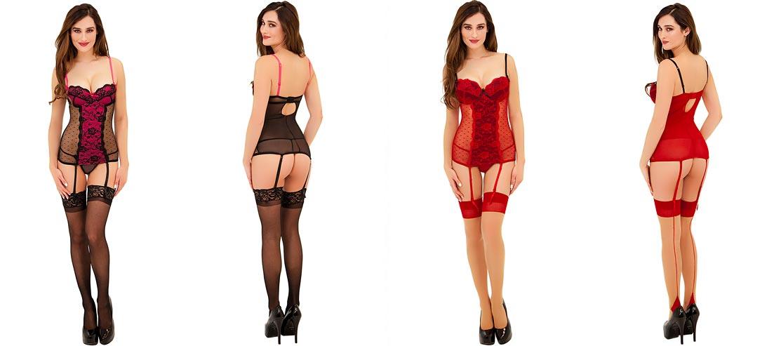 Нижнее белье у девушки, потрясные эротические красные низкие трусики