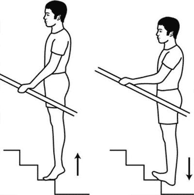 Упражнения для накачки ног
