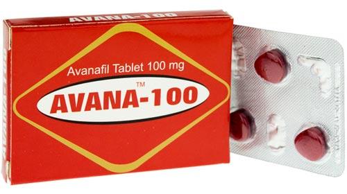 Таблетки Аванафил для потенции