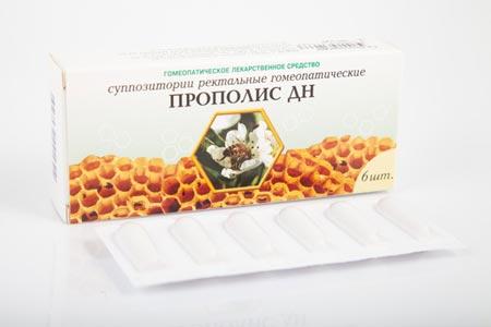 Препарат Прополис ДН