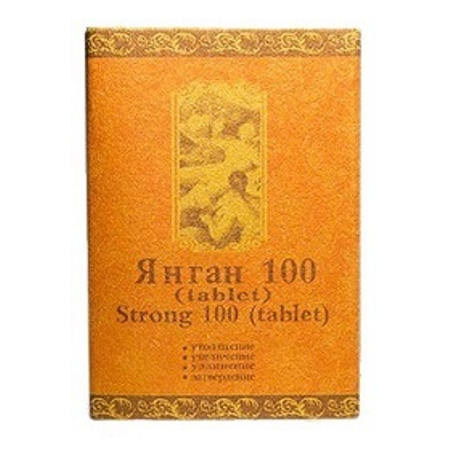 Препарат Янган 100