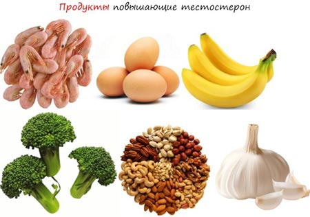 Продукты, которые повышают тестостерон