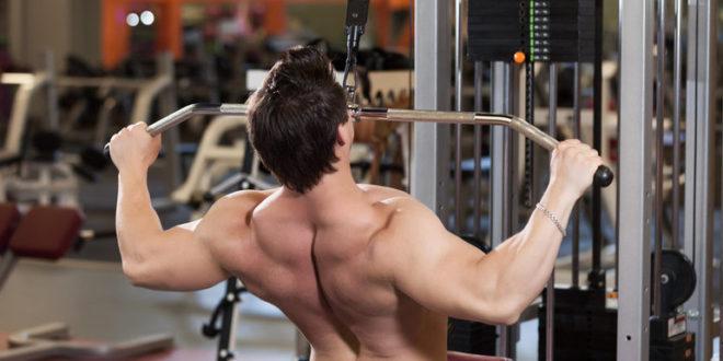 Как правильно качать спину в тренажерном зале на ширину и массу